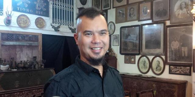 Batal Jadi Calon Gubernur DKI , Ahmad Dhani Dipinang Perusahaan Kopi Malaysia