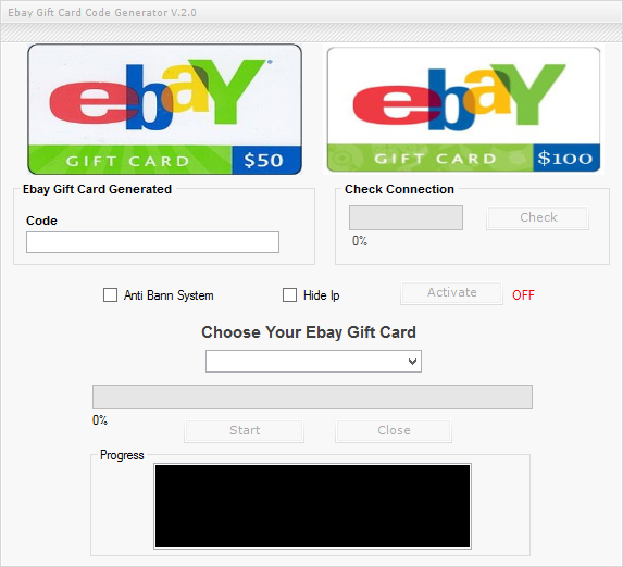 How To Get An Ebay Gift Card Code For Free Easy Method