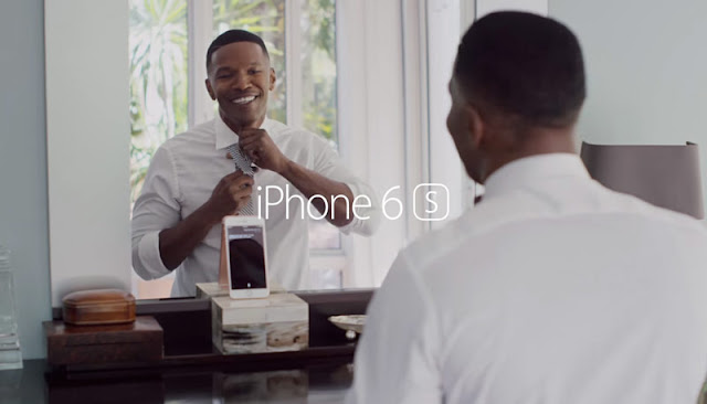 Apple publish new advertisements for iPhone 6S