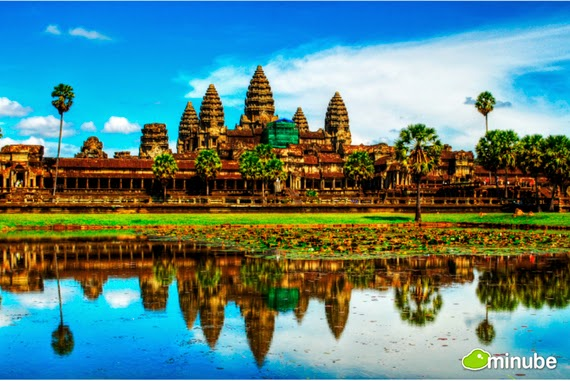 12.) Angkor Wat, Cambodia - The 19 Most Stunning Sacred Places Around the World