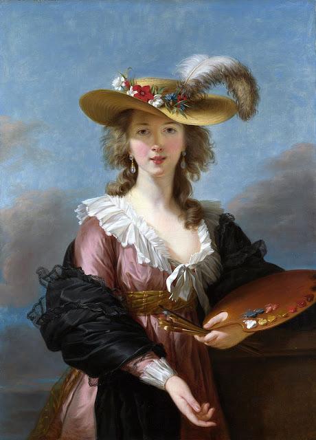 Louise Elisabeth Vigee Le Brun