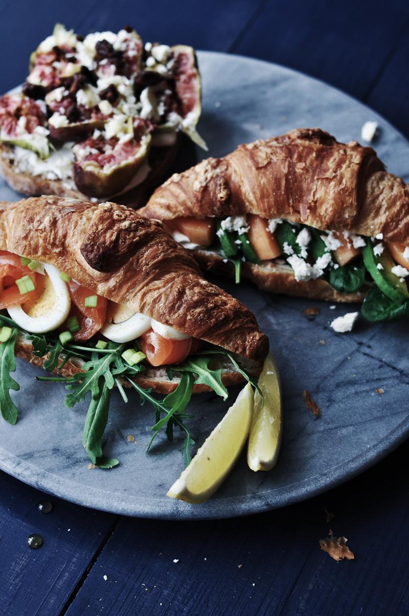 breakfast toast in 3 steps · brokastu maizītes 3 soļos