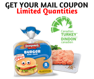 Save Money on Ground Turkey & Dempster's - Mail Coupon
