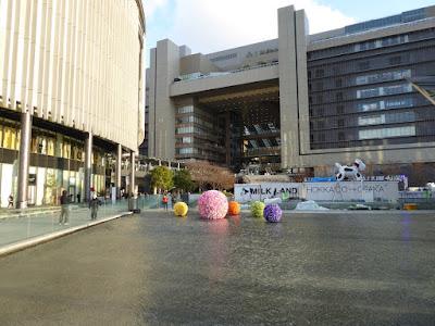 グランフロント大阪・うめきた広場