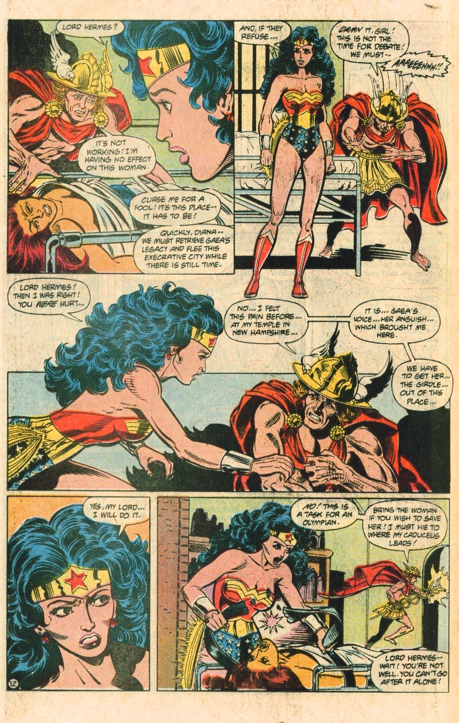 Read online Wonder Woman (1987) comic -  Issue #34 - 13