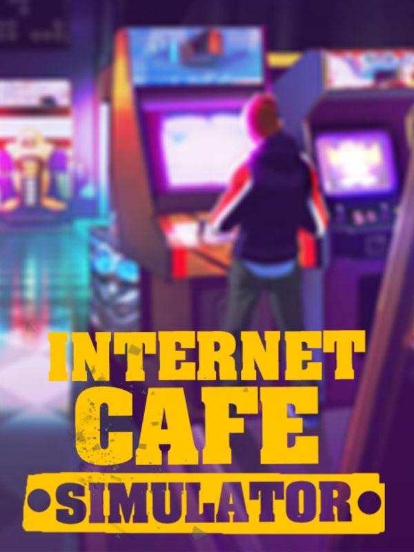 لعبة internet cafe simulator للكمبيوتر