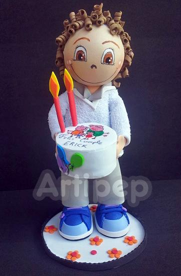 Fofucho cumpleaños niño