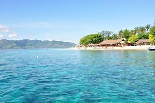 Gili Air spot paling cocok untuk snorkling