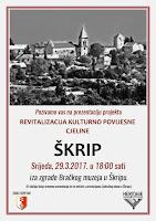 Revitalizacija kulturno povijesne cjeline Škrip slike otok Brač Online