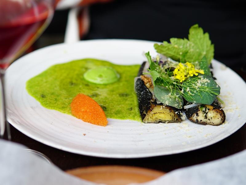 purjo, grön, kasvisruoka
