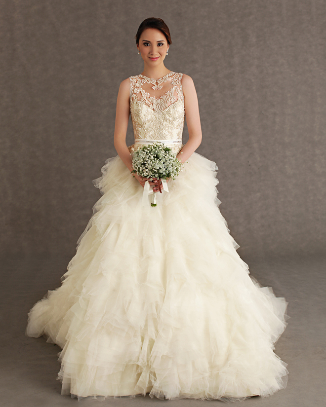Wedding Gown Rates Philippines: Veluz Reyes Ready To Wear 2013 Bridal Collection