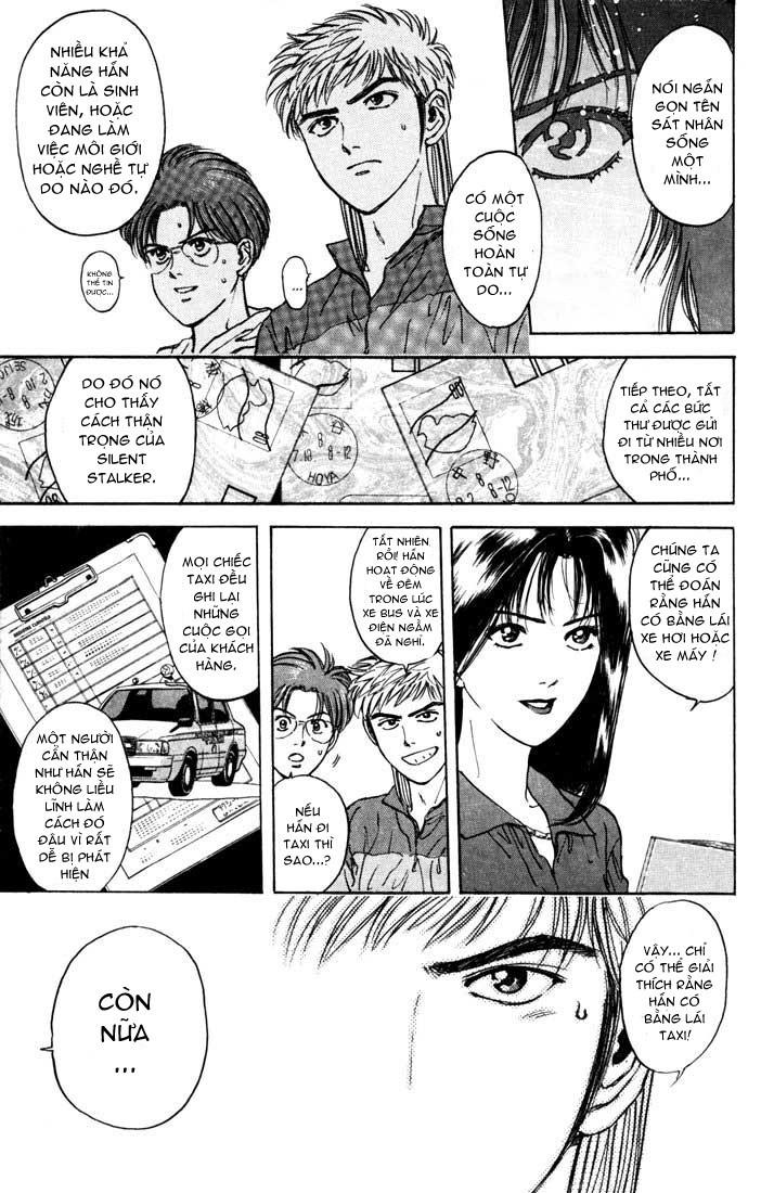 Psychometrer Eiji chapter 30 trang 14