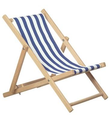 Canvas Wood Beach Chairs Diy