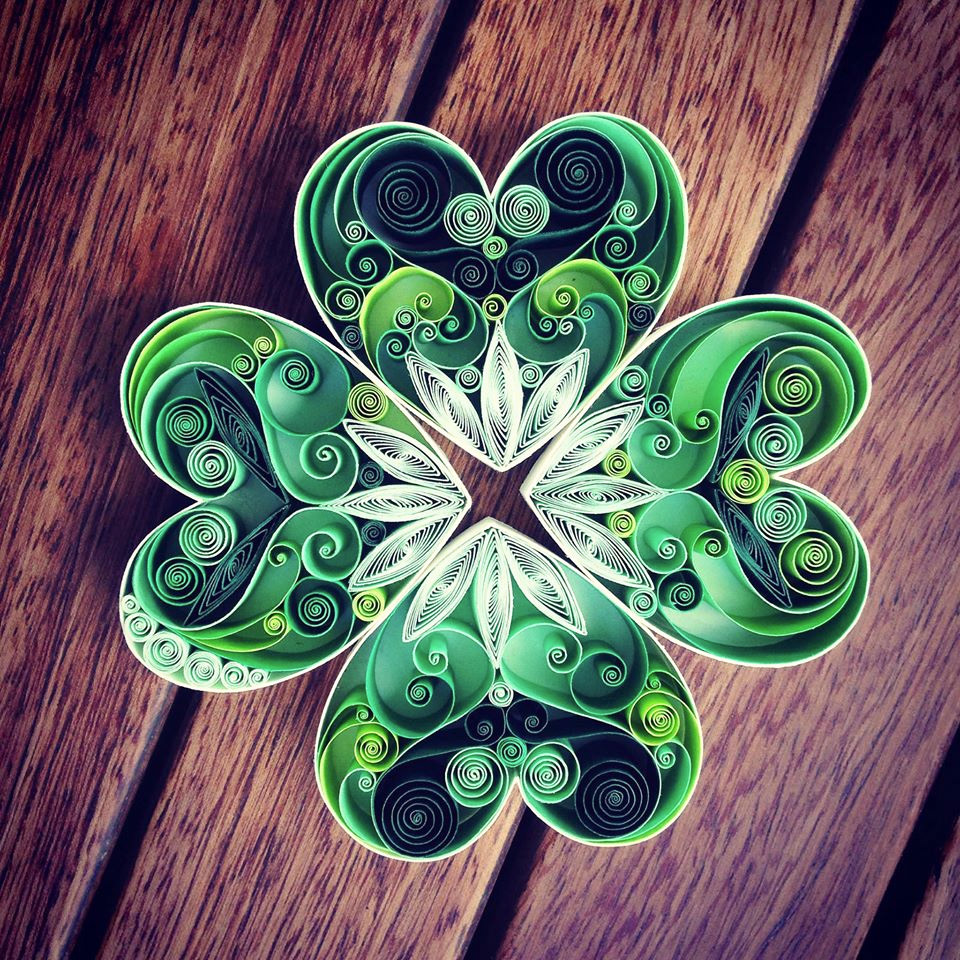 Pictures of paper quilling art art craft gift ideas for Quilling paper art