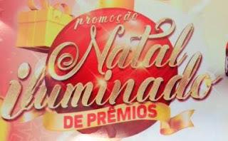 Promoção CDL Porto Velho Natal 2018 Iluminado de Prêmios Participar