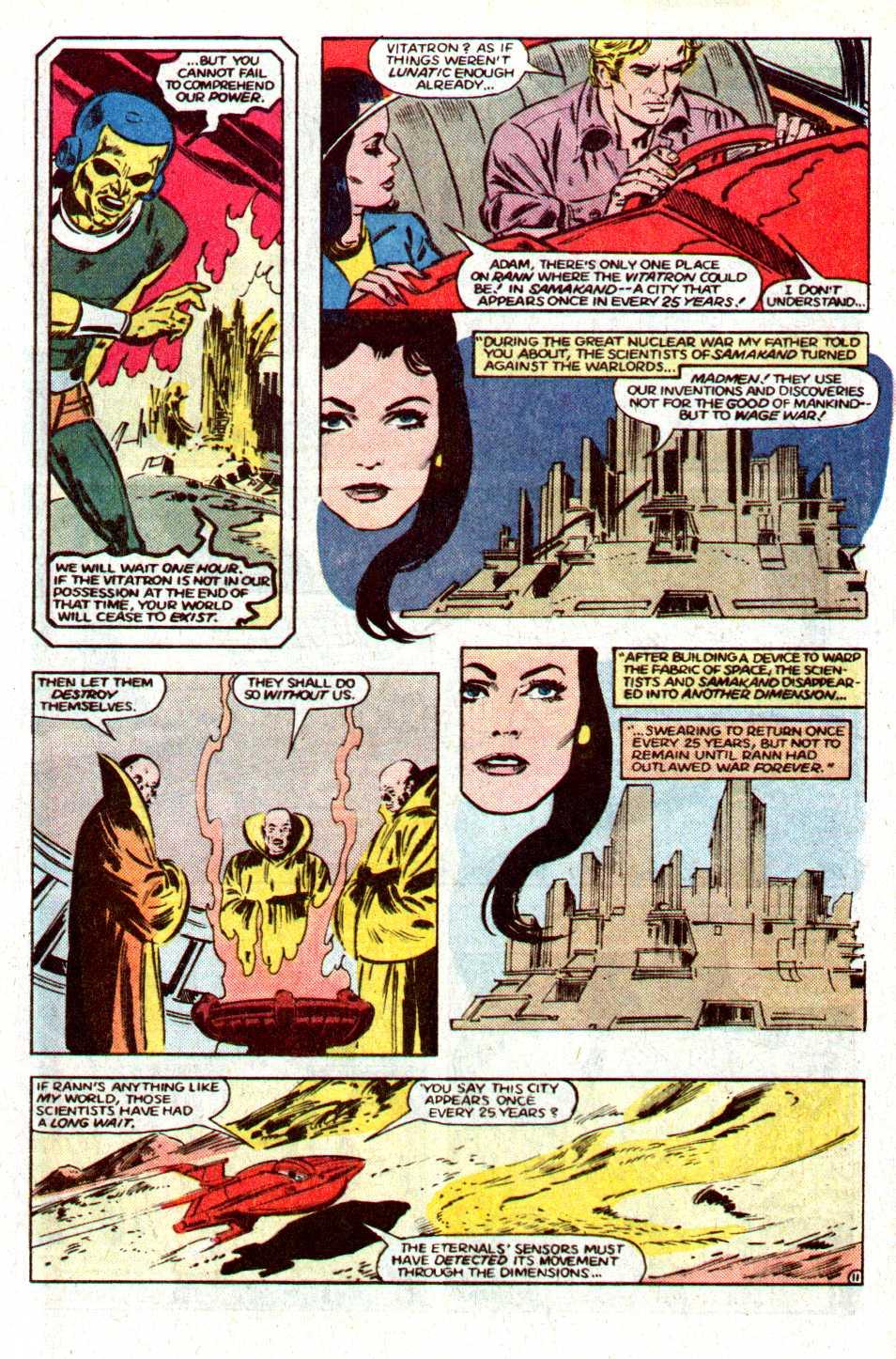 Read online Secret Origins (1986) comic -  Issue #17 - 12