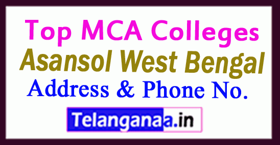 Top MCA Colleges in Asansol West Bengal