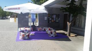Photos: EVENT / Festival da Água e do Tempo, Clepsidra 2018 (12 - Aqui Descansamos, Manas Raposo, Posto de Turismo), Castelo de Vide, Portugal