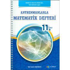 Antrenman 11.Sınıf Antrenmanlarla Matematik Defteri
