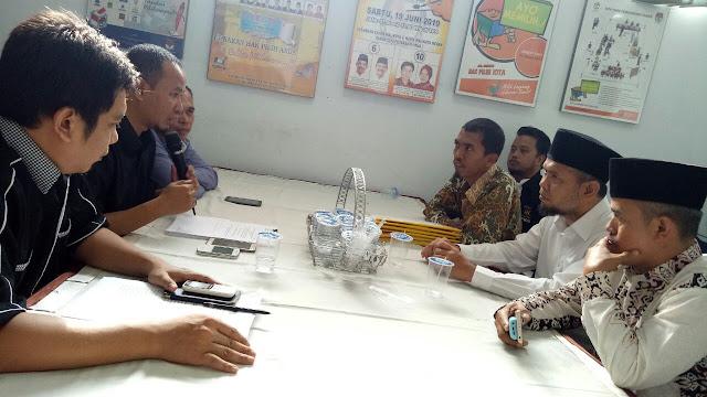 Siap Hadapi Pemilu, PKS Kota Medan Daftarkan Diri Ke KPU