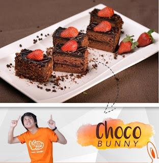 Bunny Cake Oleh Oleh Baru Bekasi dan Cirebon By Arbani Yasiz