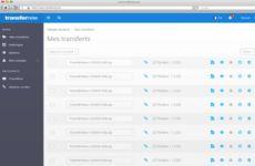 TransferNow: servicio que permite enviar y compartir archivos grandes de hasta 4 GB. gratis