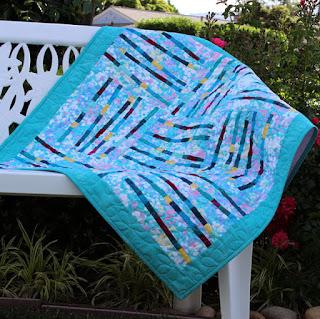 Scrap-Strip-Quilt