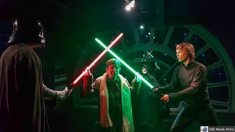 Star Wars - Madame Tussauds: Como visitar o museu de cera de Londres