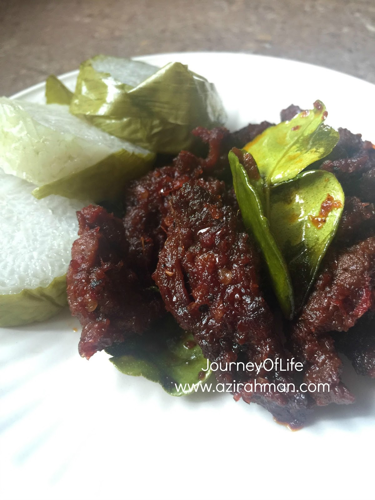 daging dendeng, resepi mudah, masak daging, resepi daging