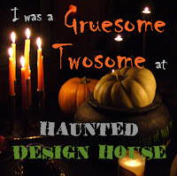Haunted Design House Gruesome Twosome