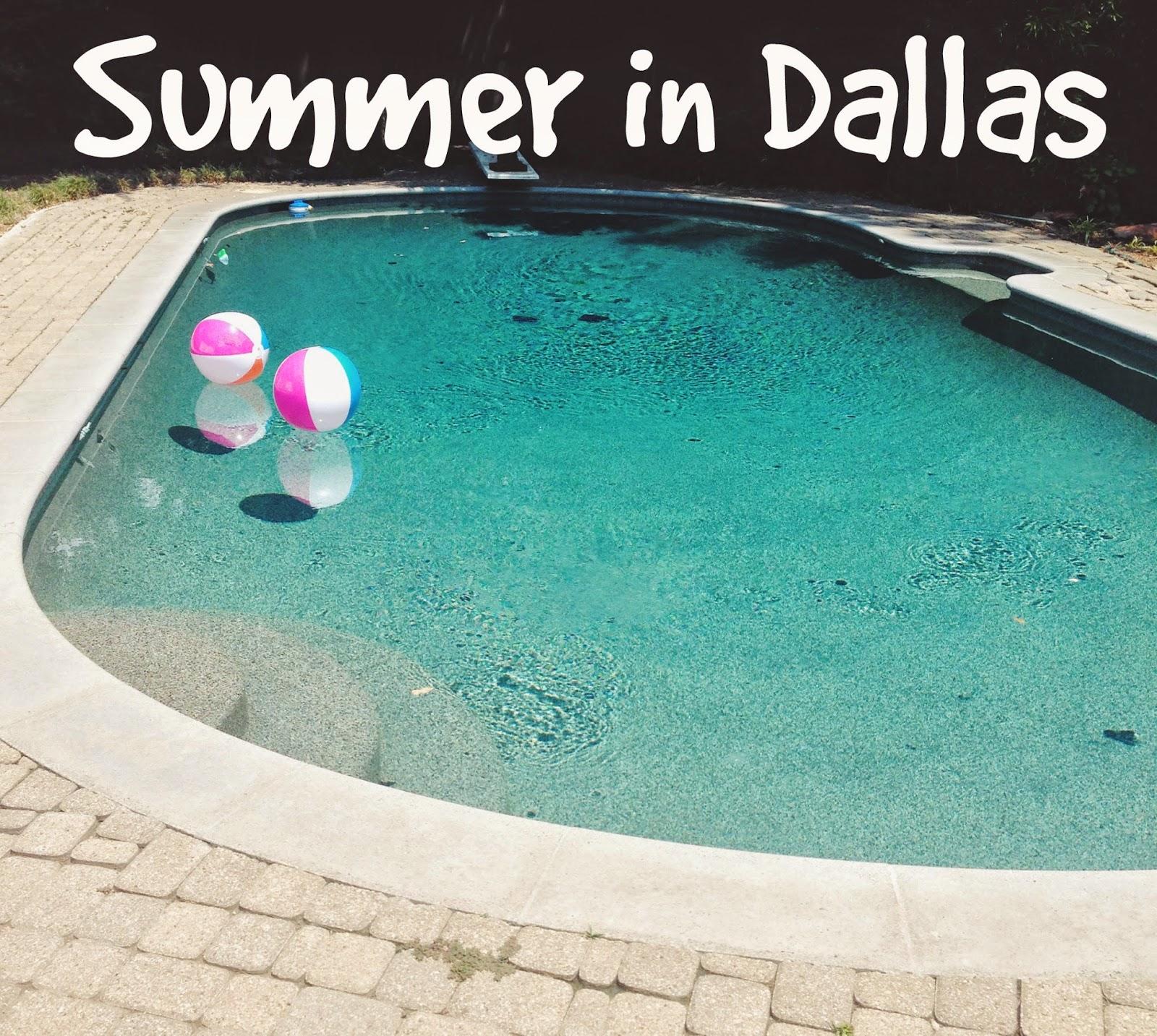 Summer in Dallas