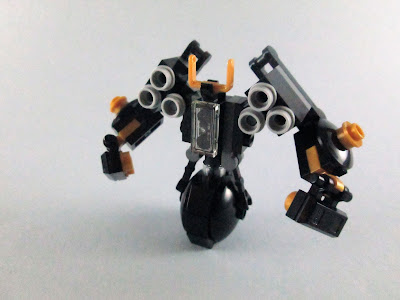 Set LEGO The Ninjago Movie 30379 Quake Mech