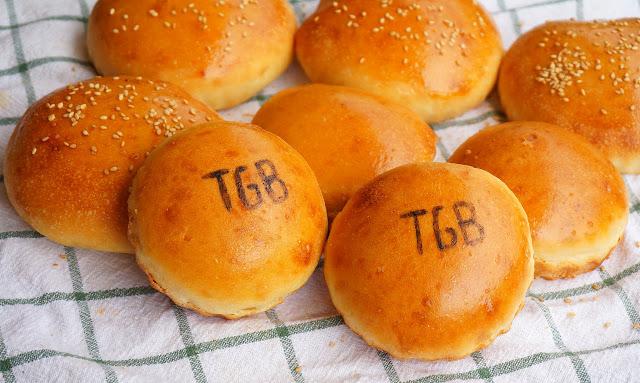 Pan Tipo Vienes Para Hamburguesas Tgb