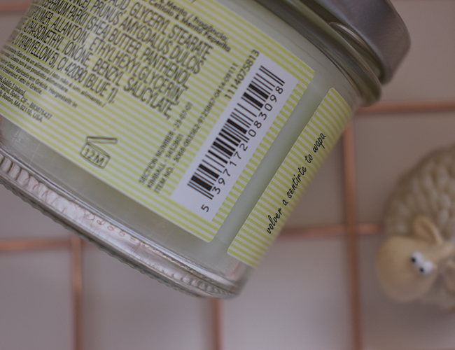 Crema Corporal de Primark Body Soufflé - Cucumber & Peppermint