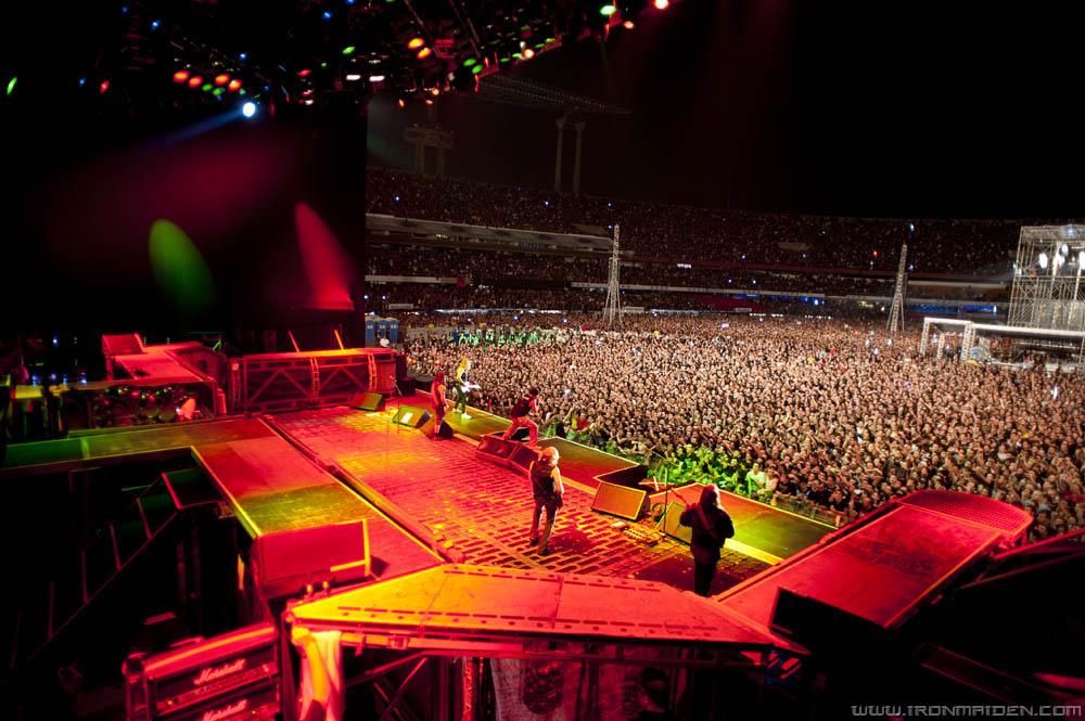 Tour 2019: Iron Maiden já teria data e local de show em São Paulo