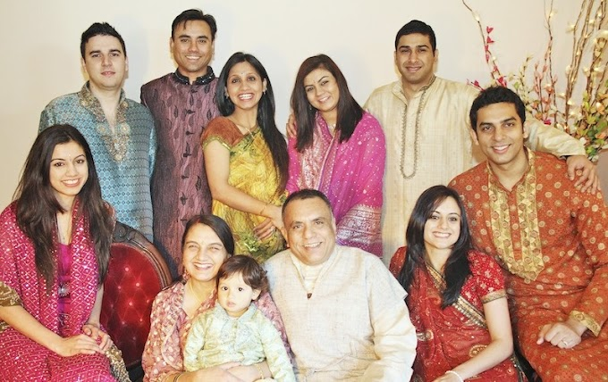 HINDU FAMILY: Family is Heart for Hinduism