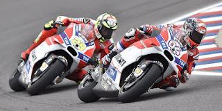 Ducati Dominasi Sesi Latihan Bebas FP1 & FP2 MotoGP Austria 2016