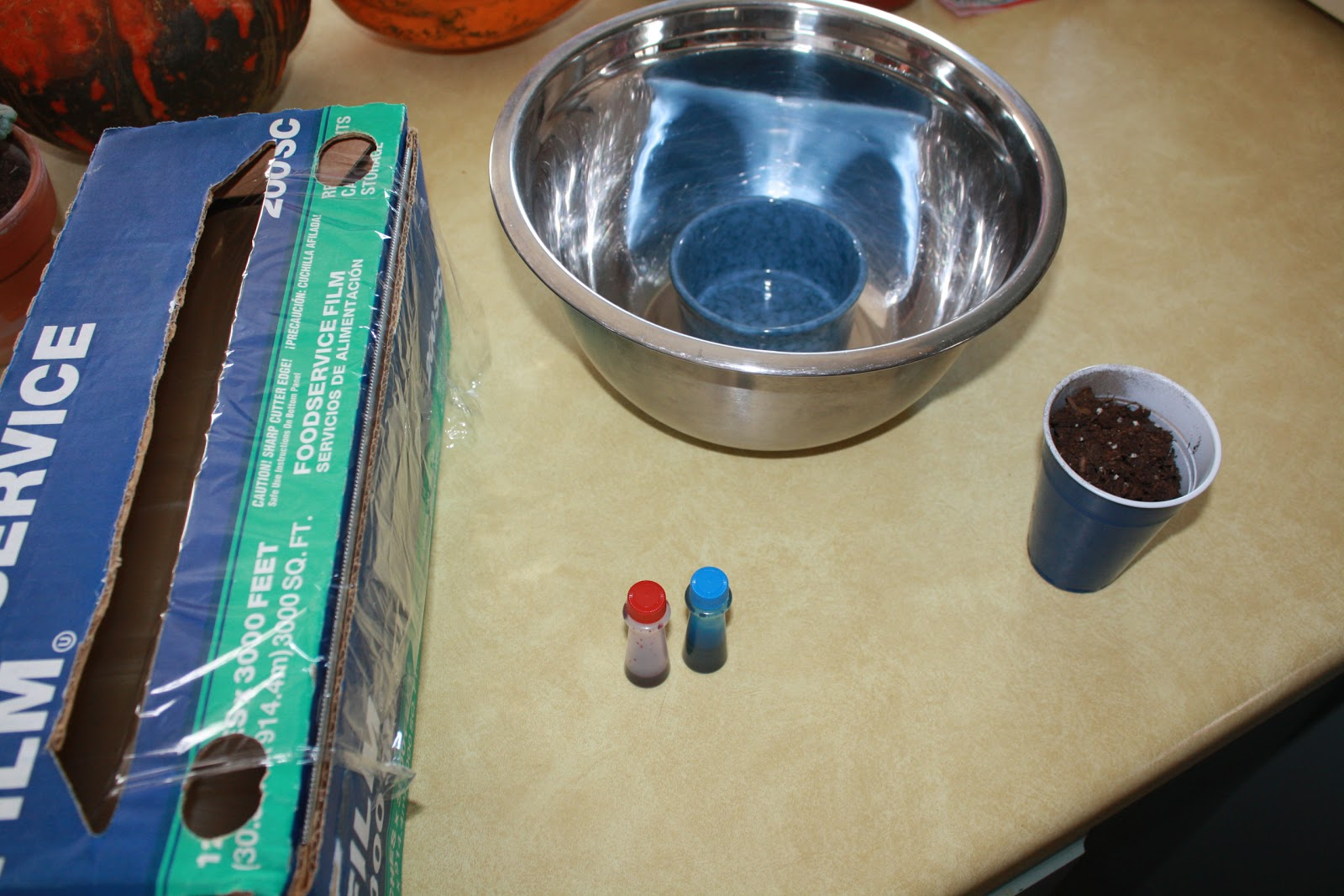 Once Upon A Family Evaporation And Condensation Experiment