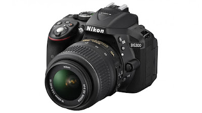 Nikon D5300 only body Specifications, Review, Price
