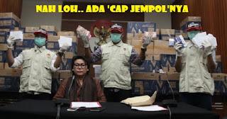 KPK Pastikan Terdapat 'CAP JEMPOL' Pada Amplop yang Diduga untuk 'Serangan Fajar'