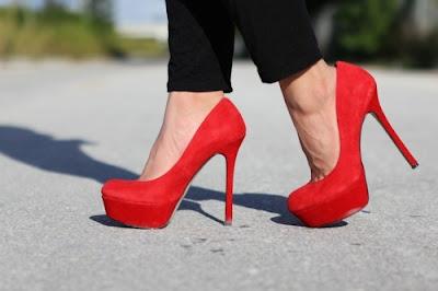 modelos de Zapatos de tacon alto