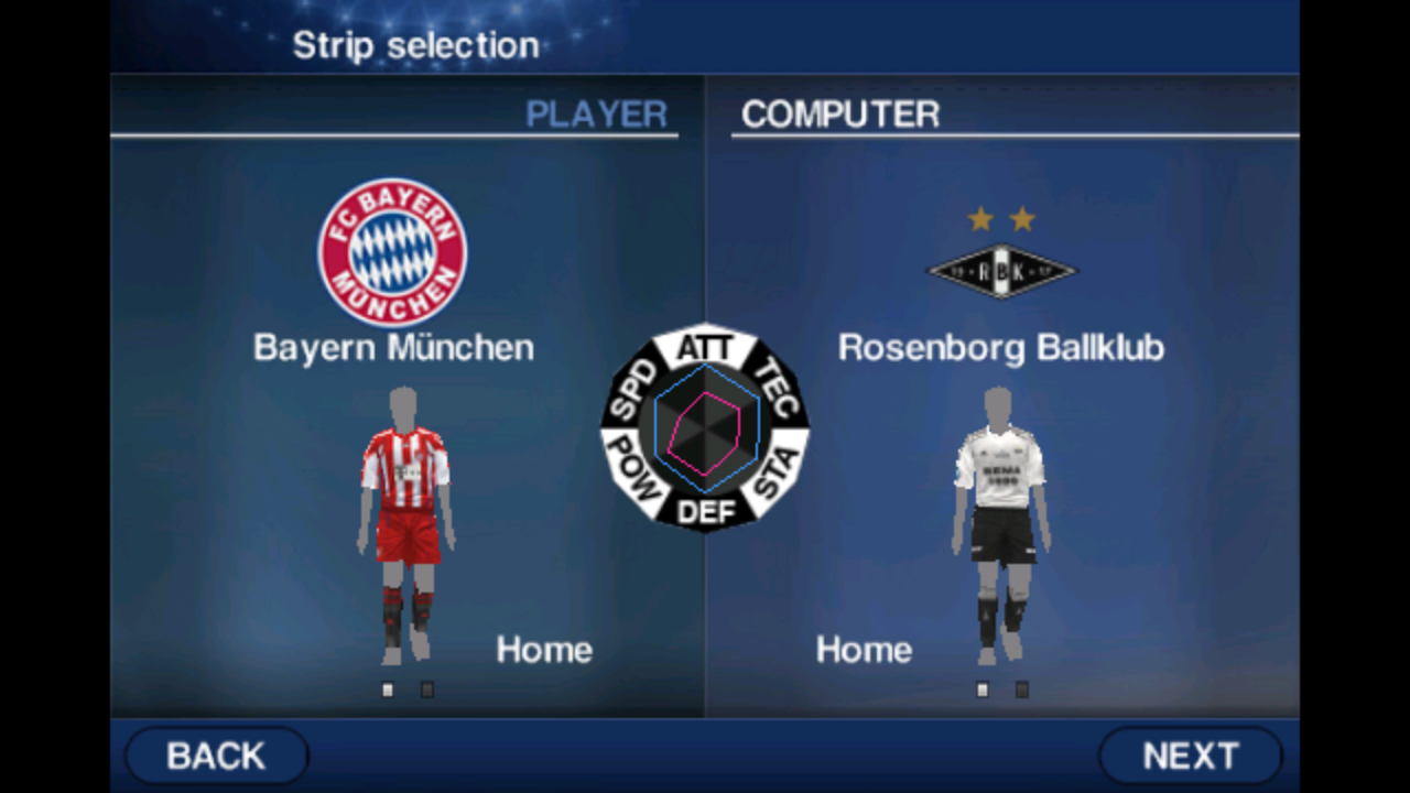 PES 2019 Lite 50 MB Android Offline Patch PES 2011 - Android Tean