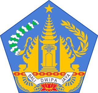 Gambar Lambang Provinsi Bali format jpg high quality