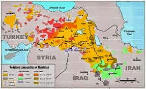 Disintegration Plots in Syria, Iraq
