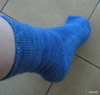 El món de Rosalía: Anatomía de un calcetín , y 3: Cerrando por la caña