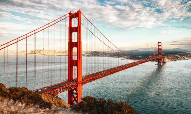Golden Gate Bridge Travel
