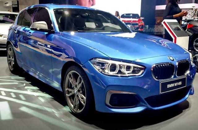 Novo BMW 140i 2017
