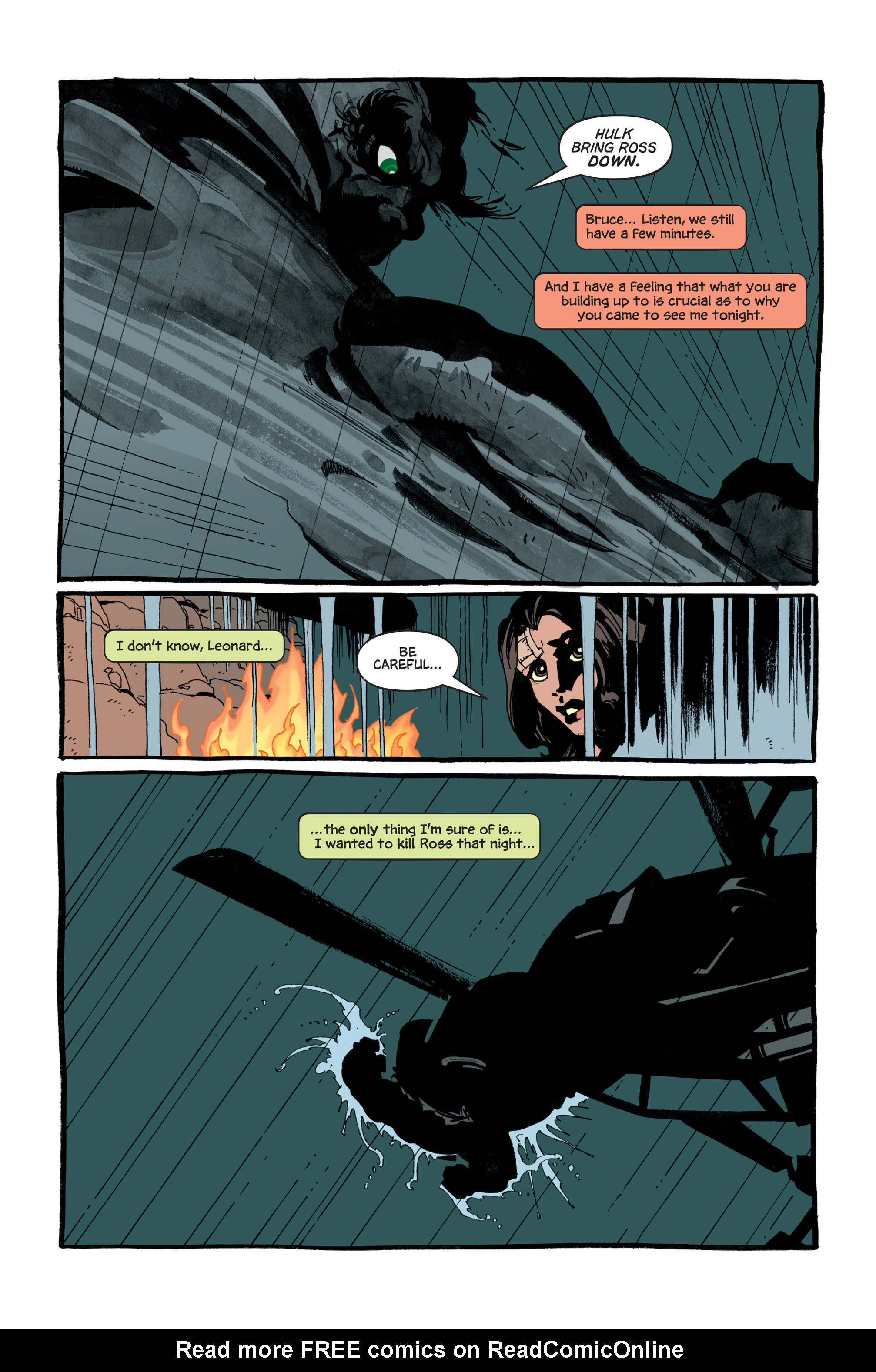 Read online Hulk: Gray comic -  Issue #6 - 5