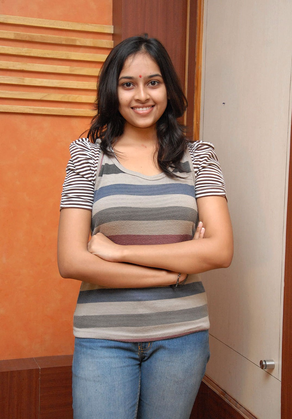 Tollywood Newcomer Sri Divya Cute Stills Latest  All Pics-4830
