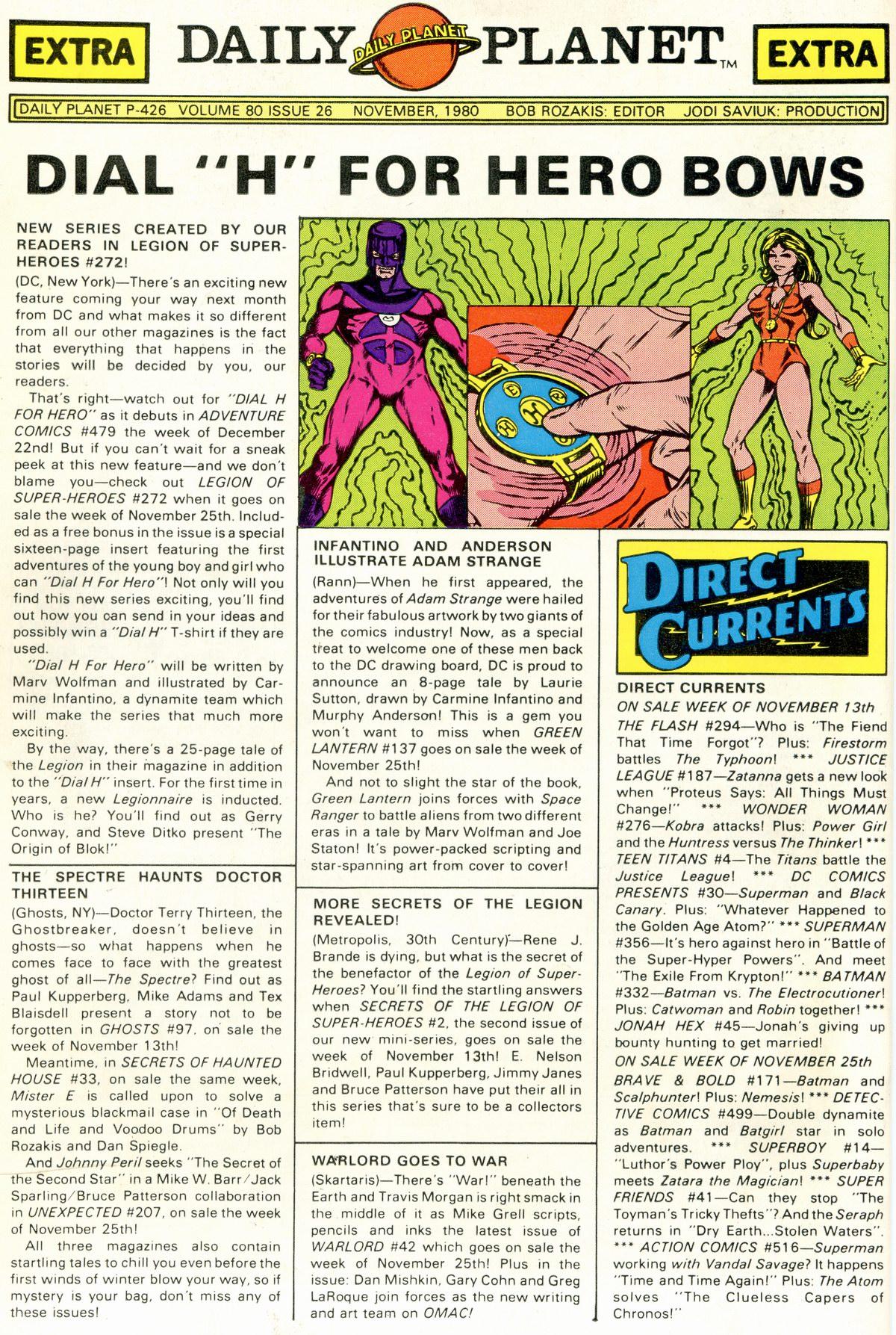 Read online World's Finest Comics comic -  Issue #267 - 52